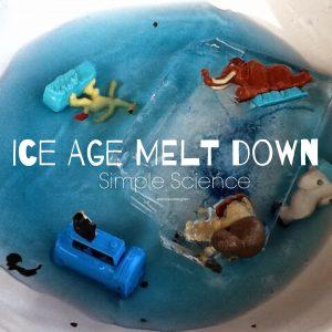 Ice age melt down
