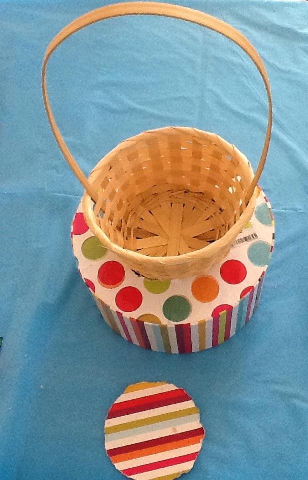 Basket in Box