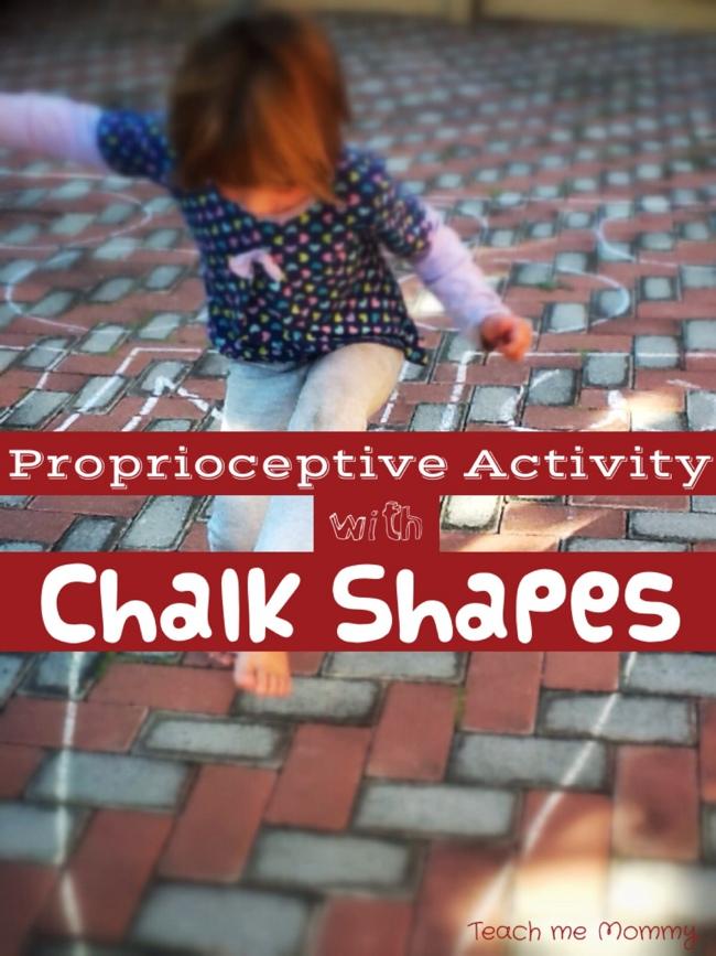 Proprioceptive activity