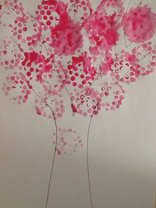 cherry blossom prints