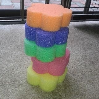 Sponge Stacking