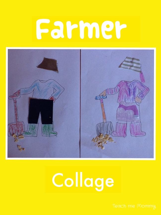 Farmer Collage