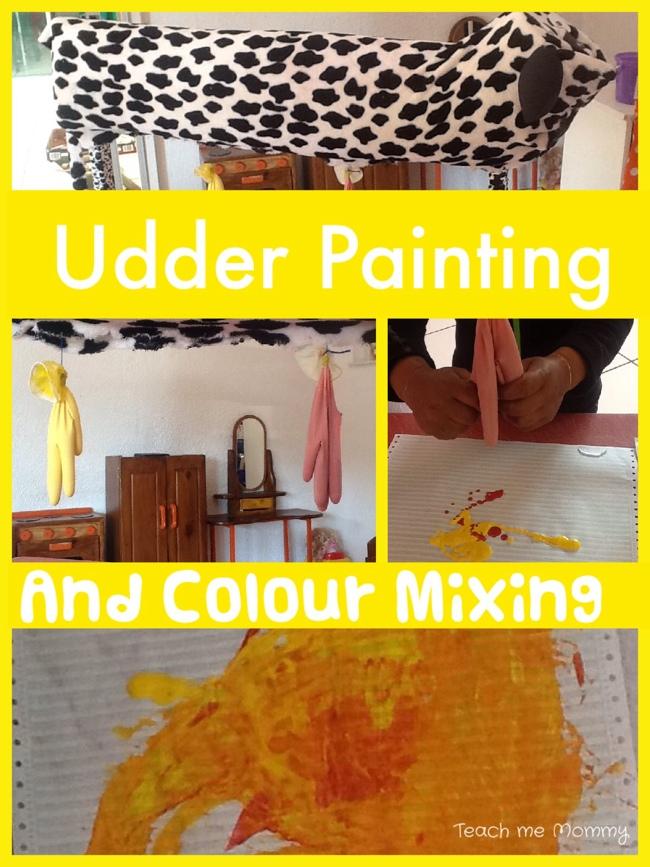 Udder Painting