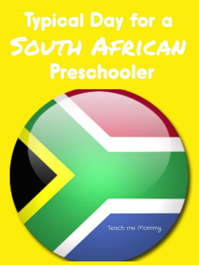Day SA Preschooler