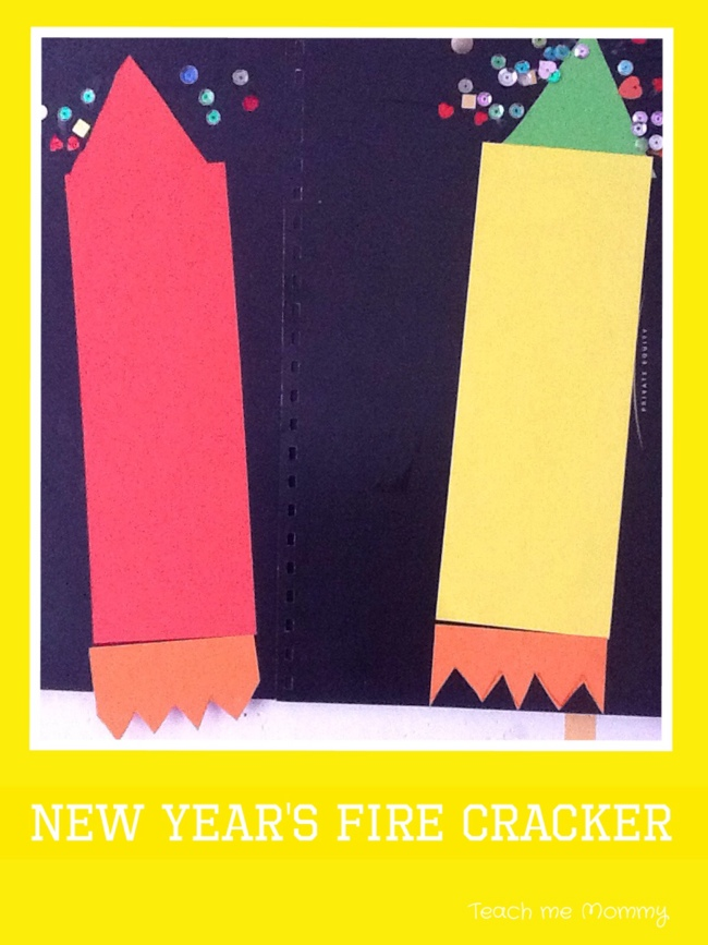 new year cracker