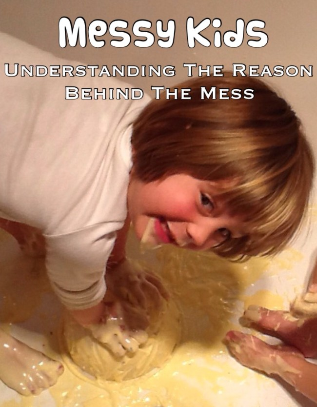 Understanding the reason behind the mess