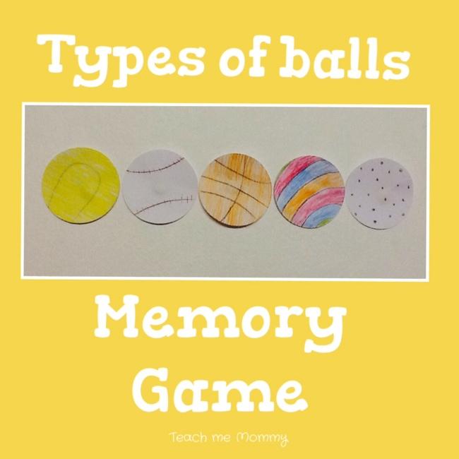 ball memory game