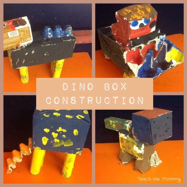 Dino Box Construction