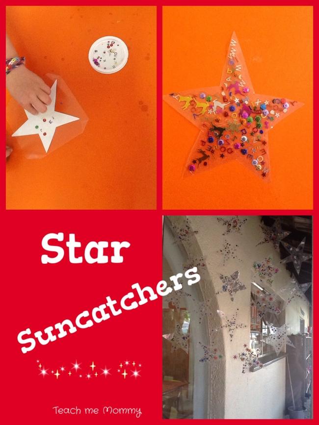 Star suncatchers