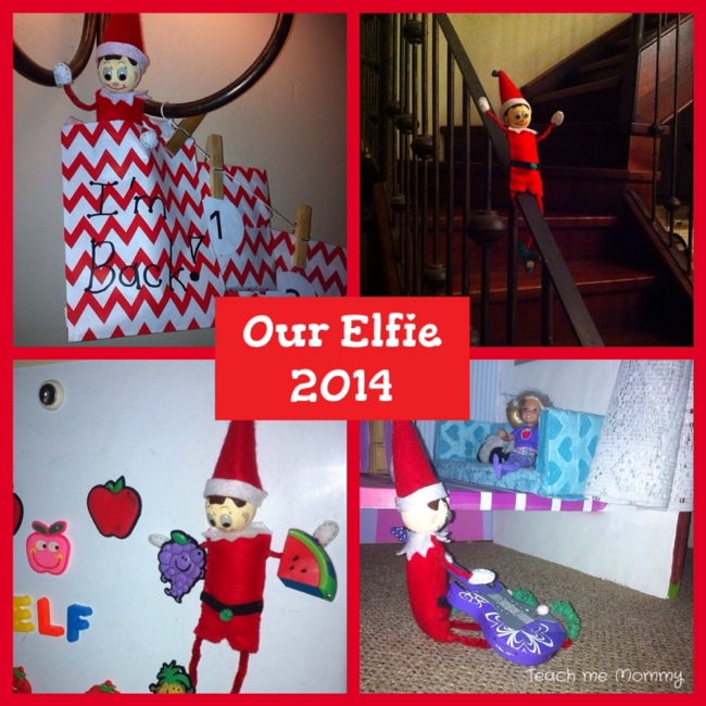 elfie photos 1-4