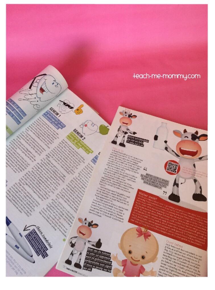 pics in magazine