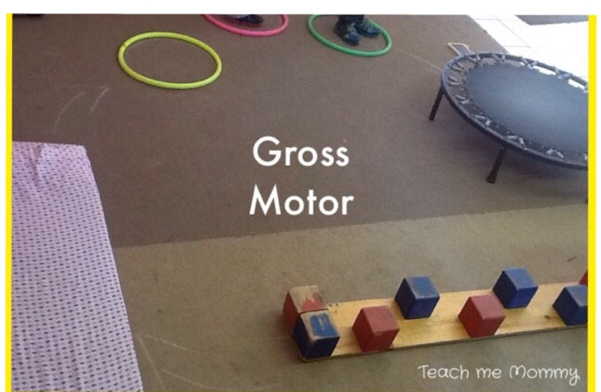 indoor  gross motor