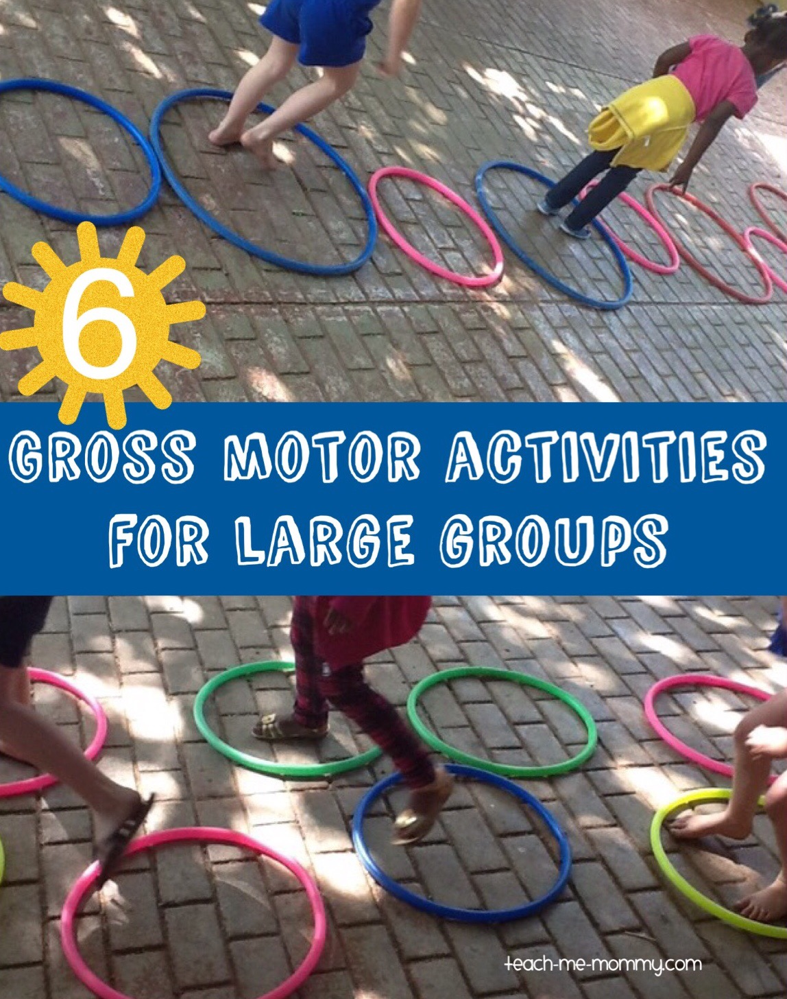 gross motor activities
