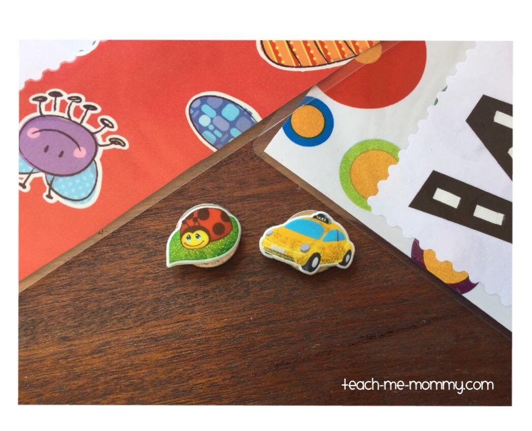 sticker magnets