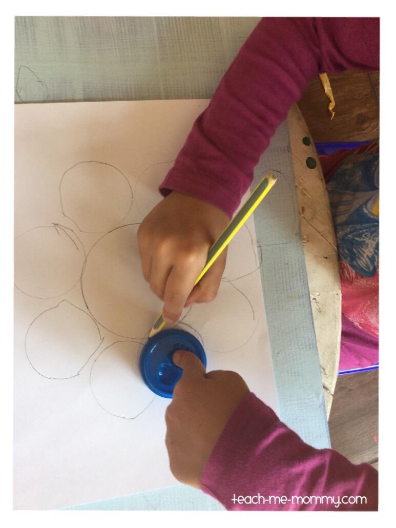 circle tracing