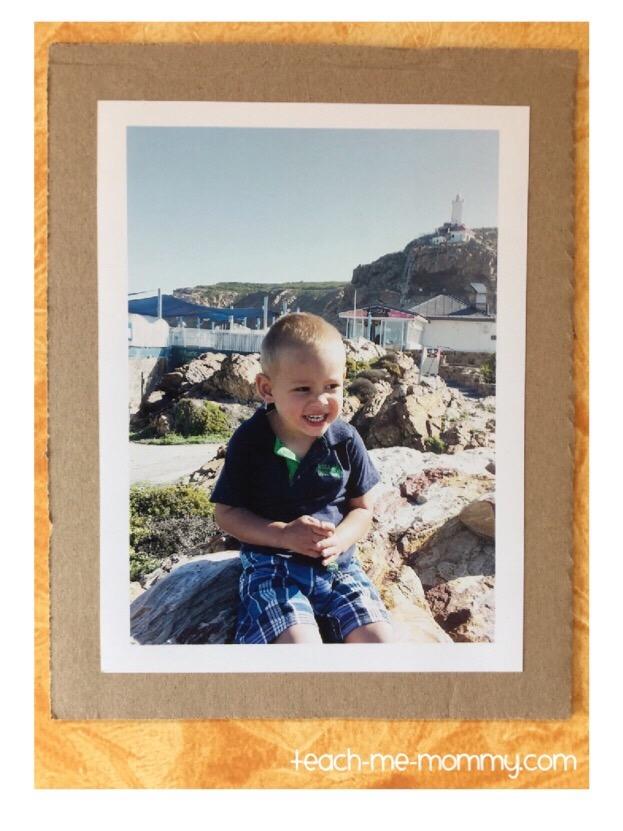 photo&cardboard