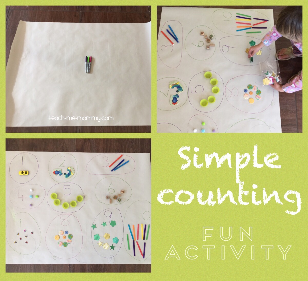 simple counting