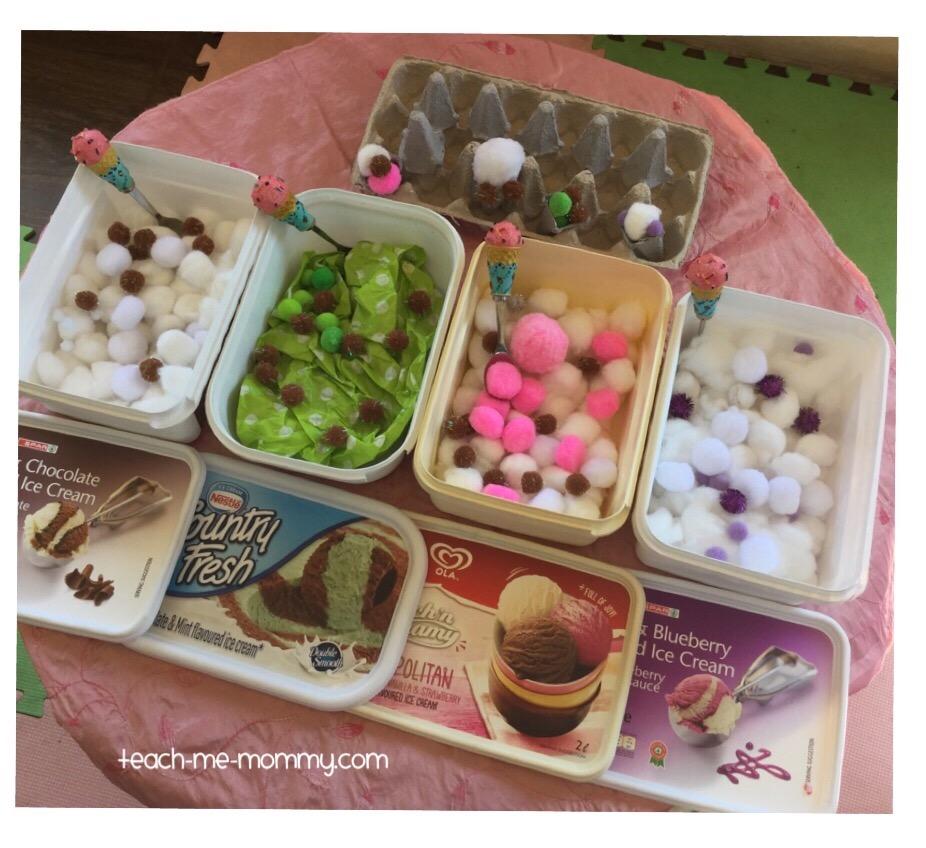 pompom ice cream