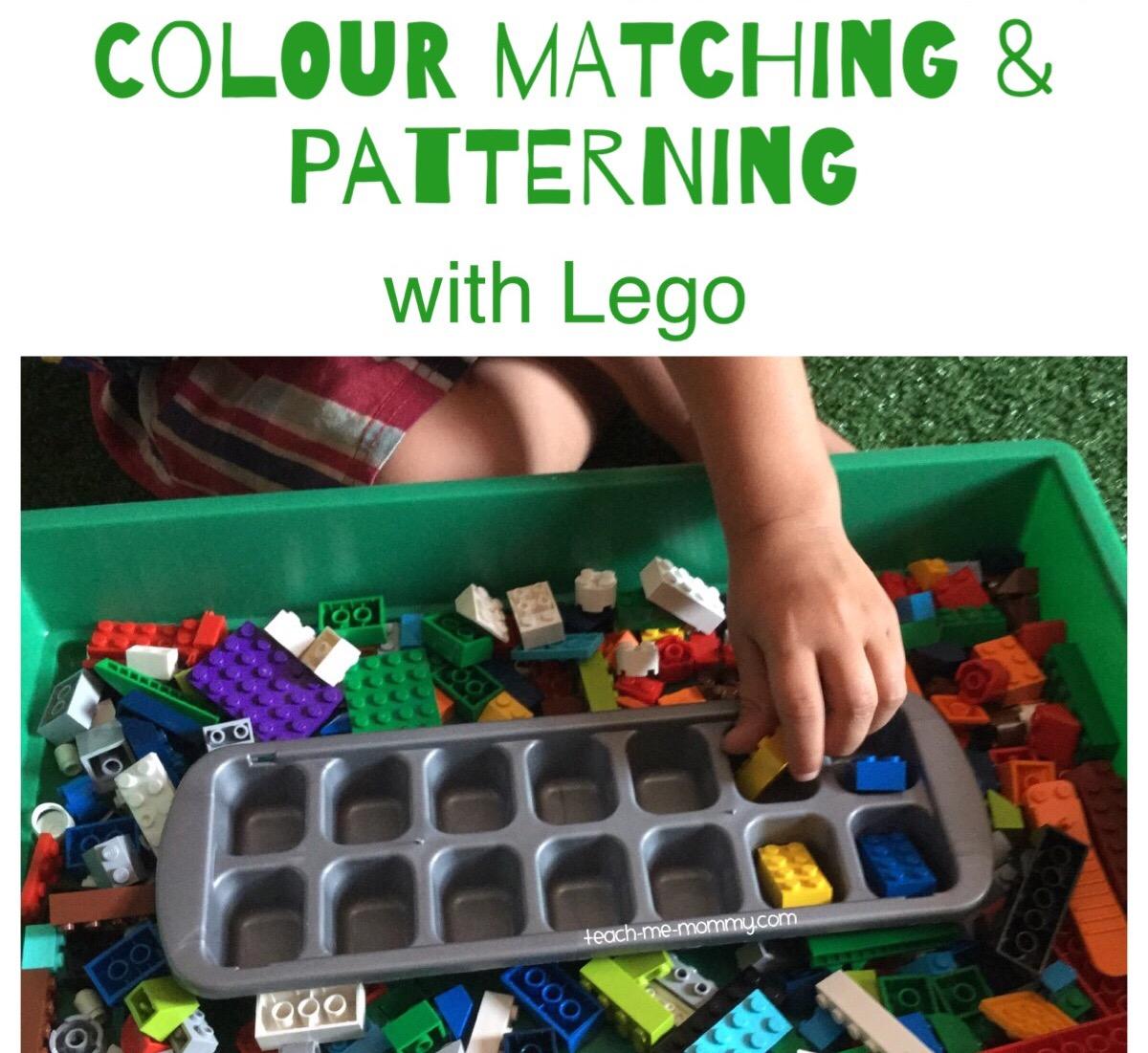 matching and patterning