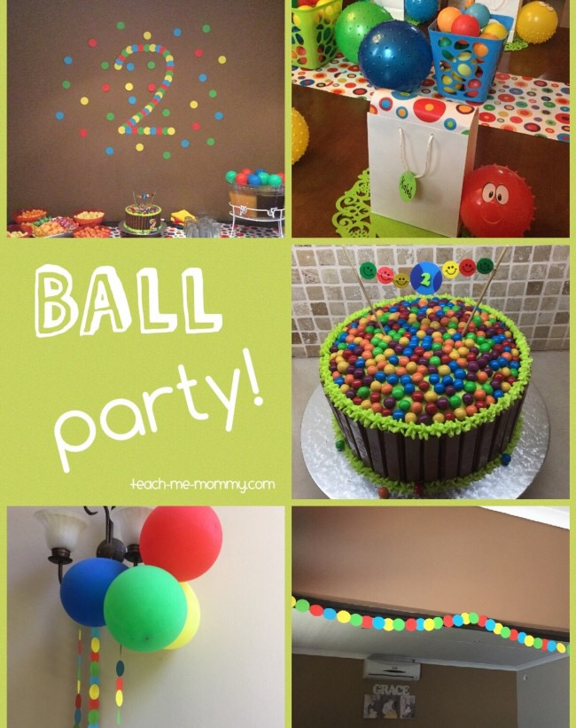 ball party