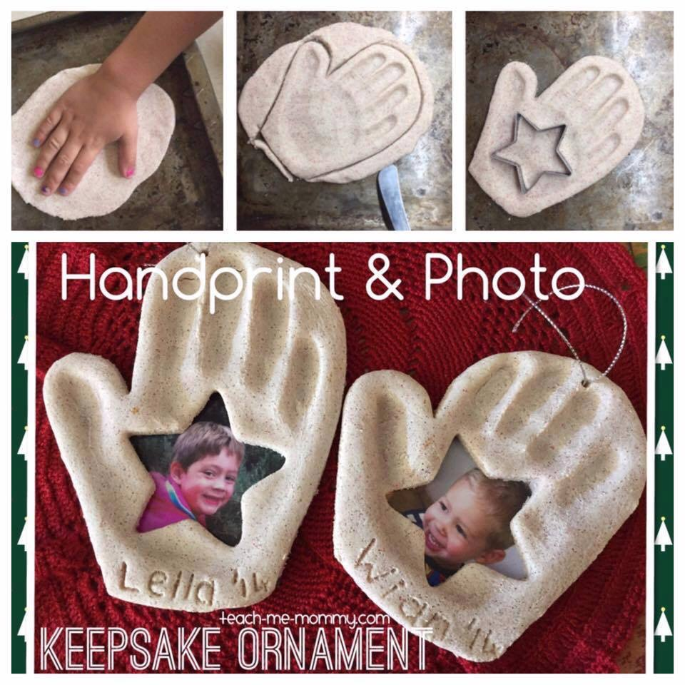 handprint keepsake