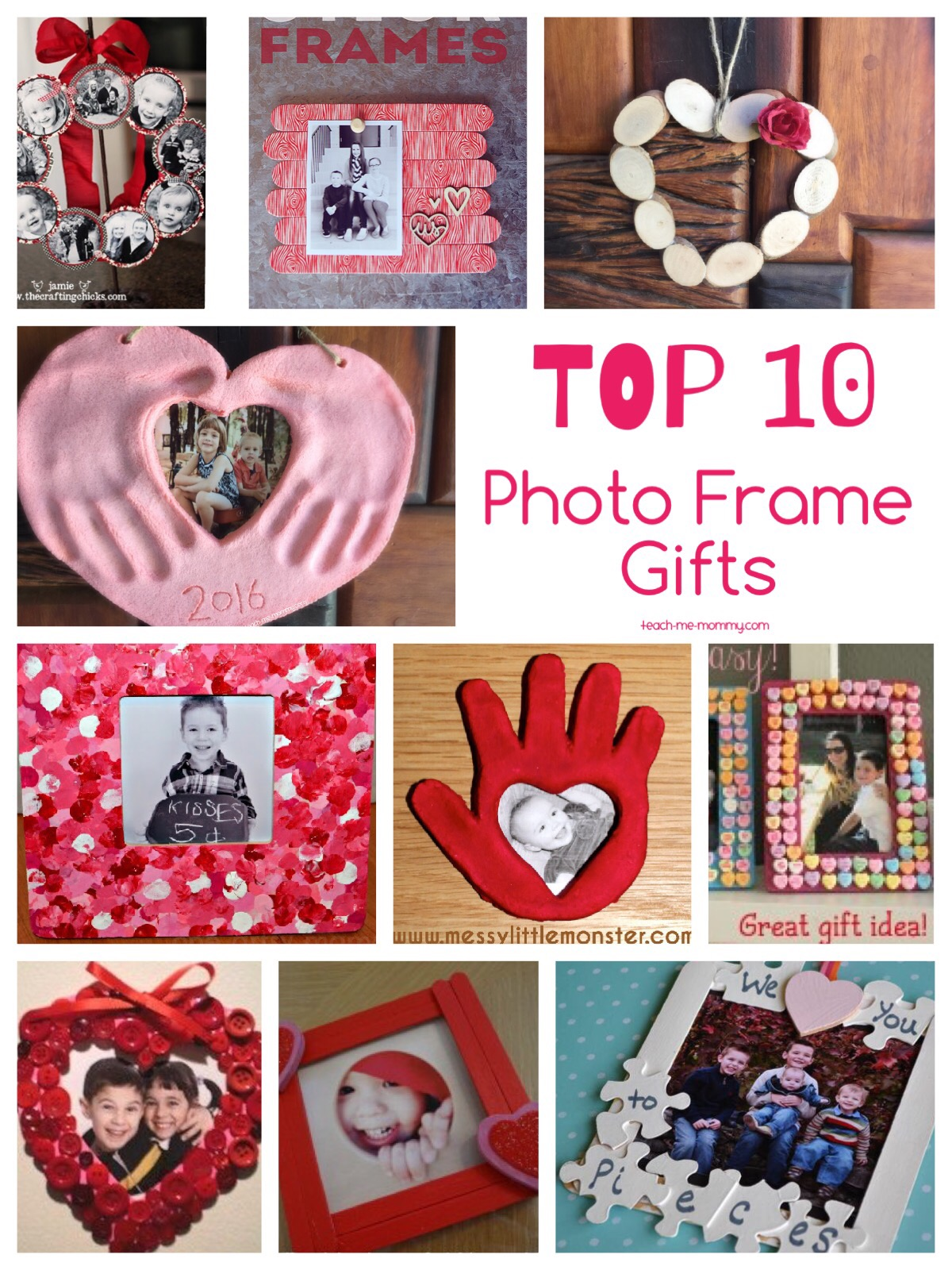 Top 10 Photo Frame Valentines Day Gifts Teach Me Mommy