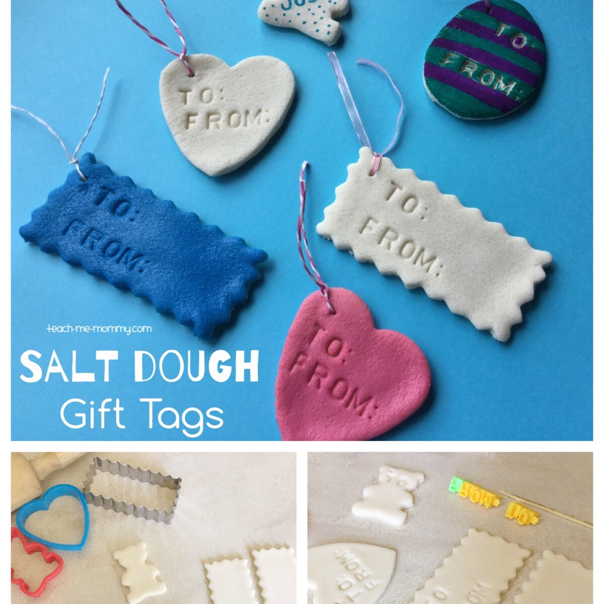 salt dough hift tags