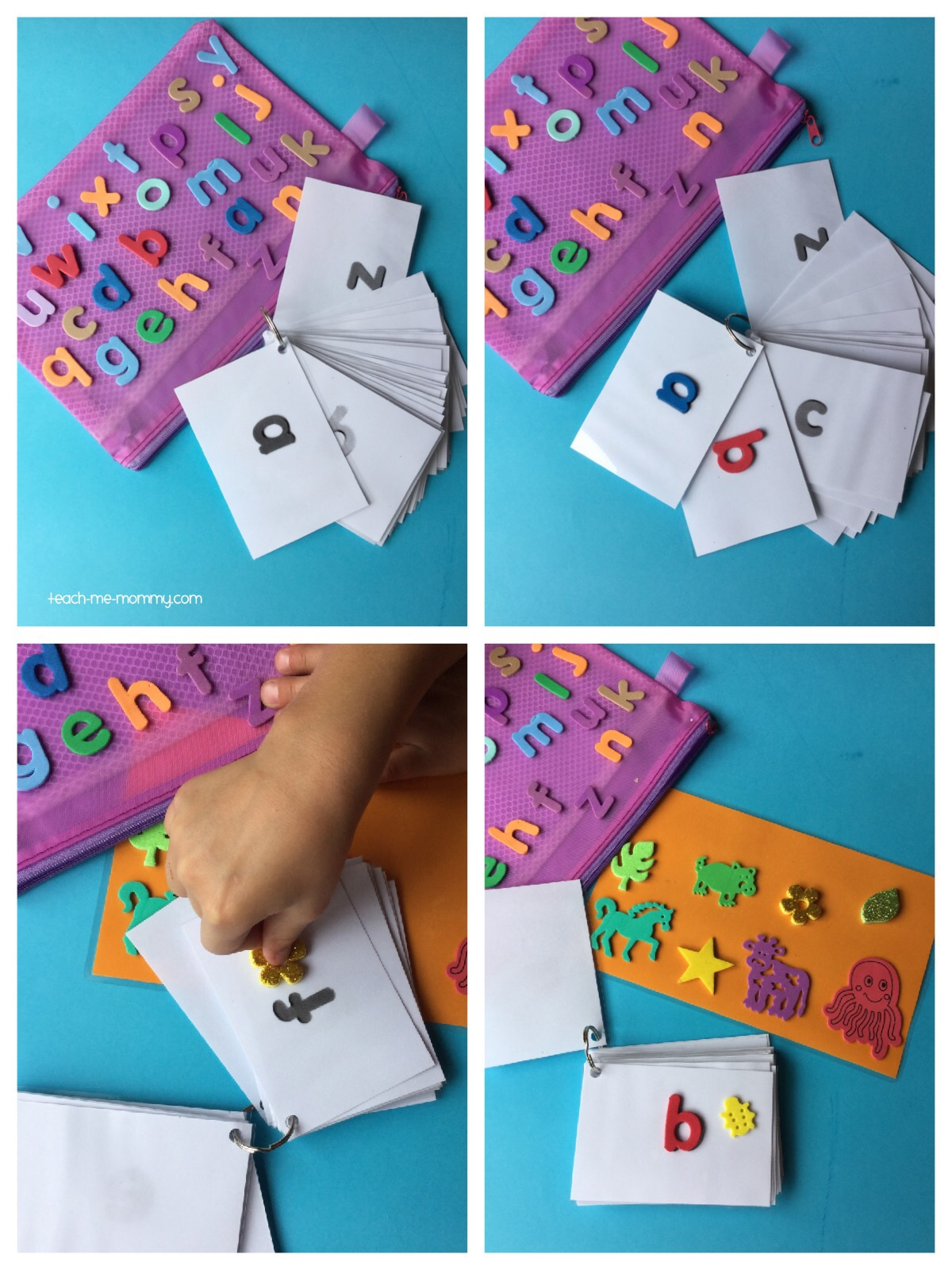 matching letters