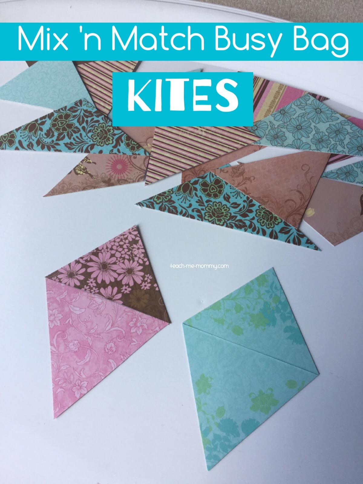 mix n match kites