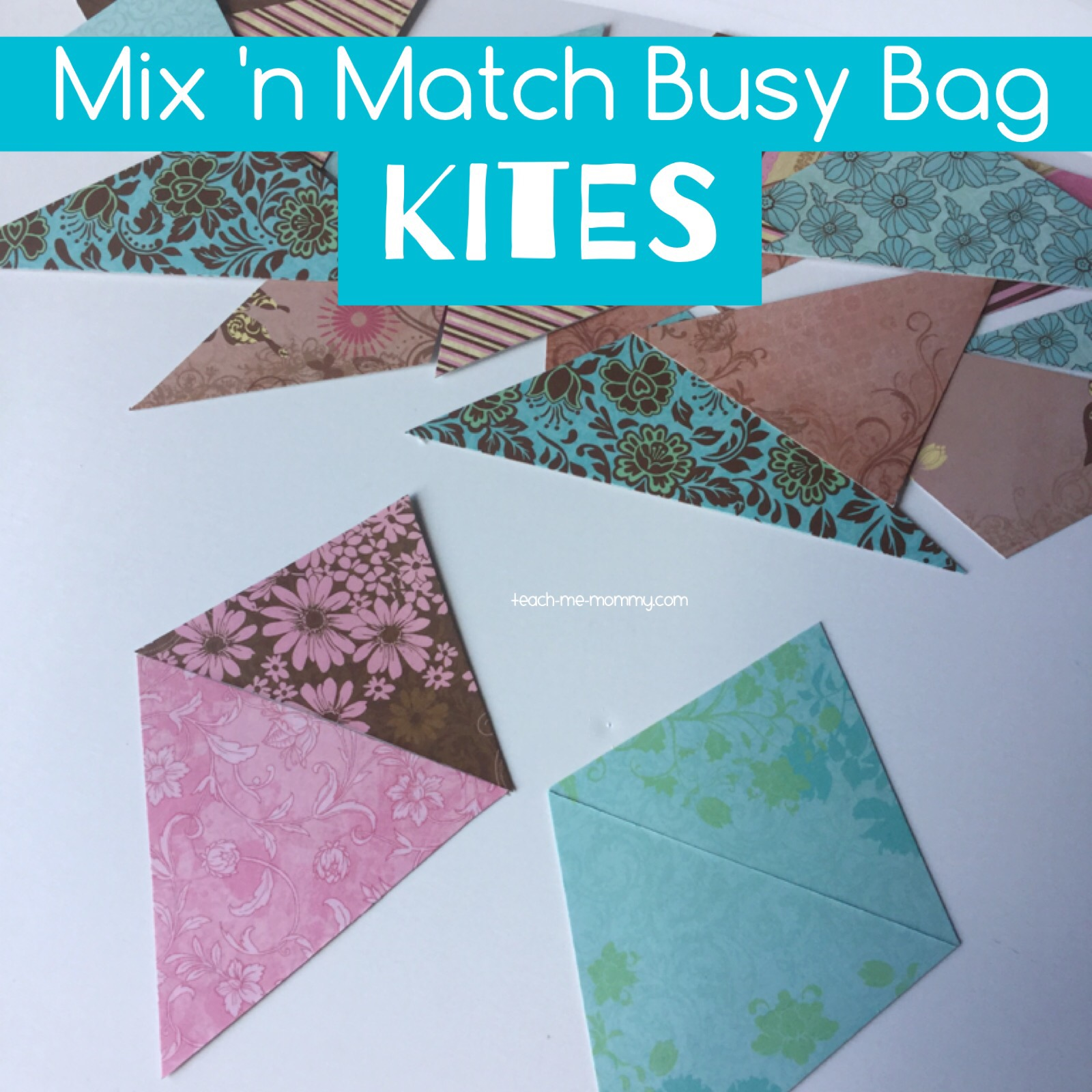 kites busy bag