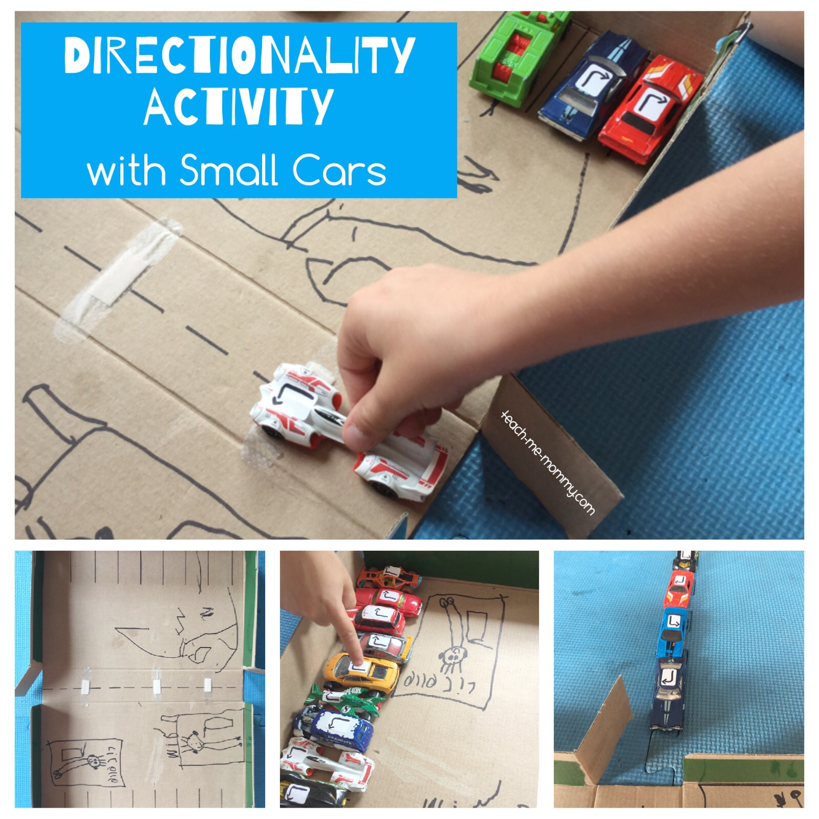 directionality with cars