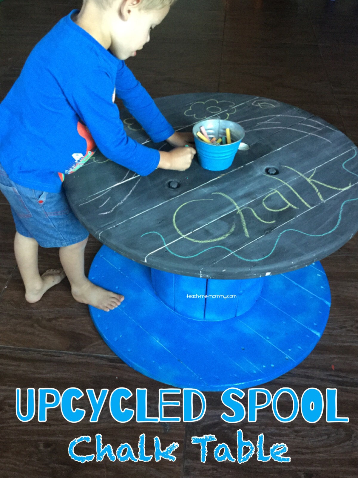 spool chalk table