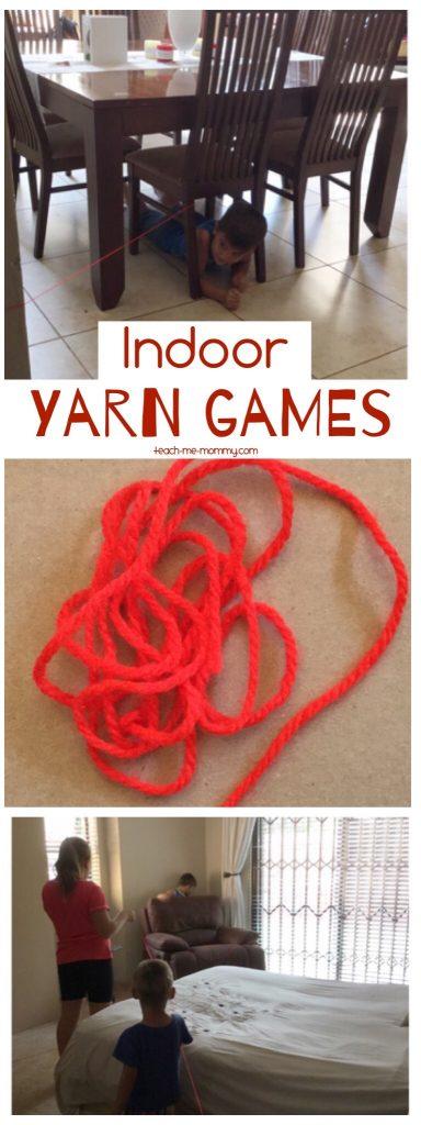 Yarn Games