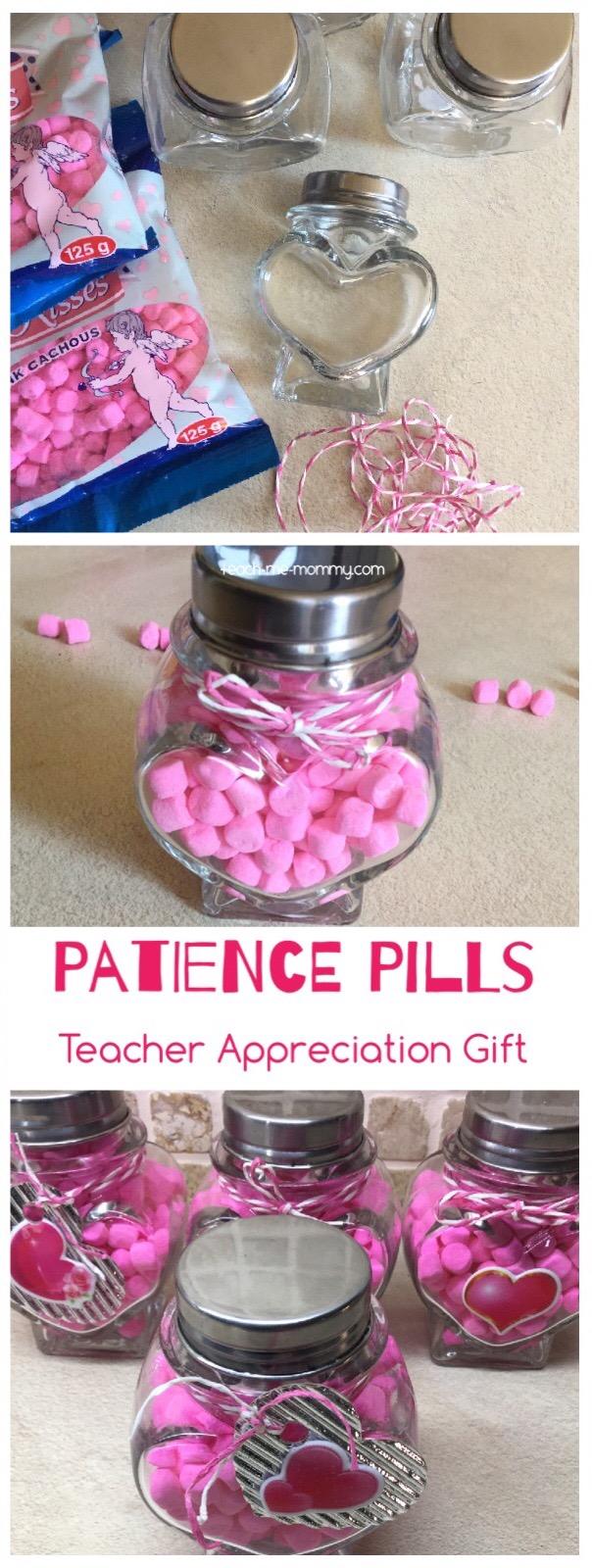 patience pills gift