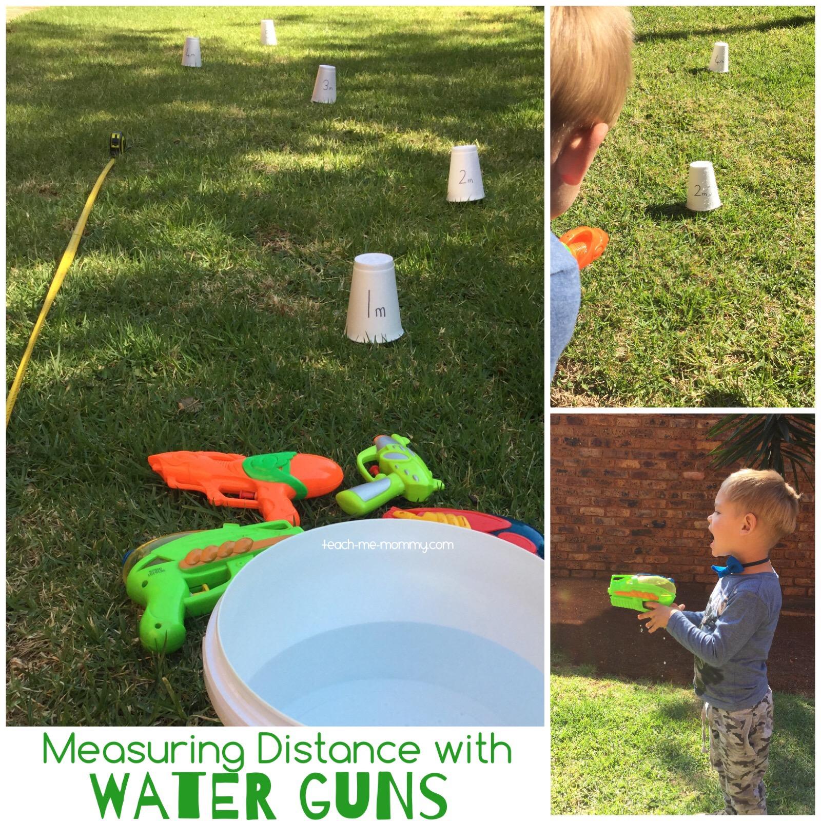 water guns game