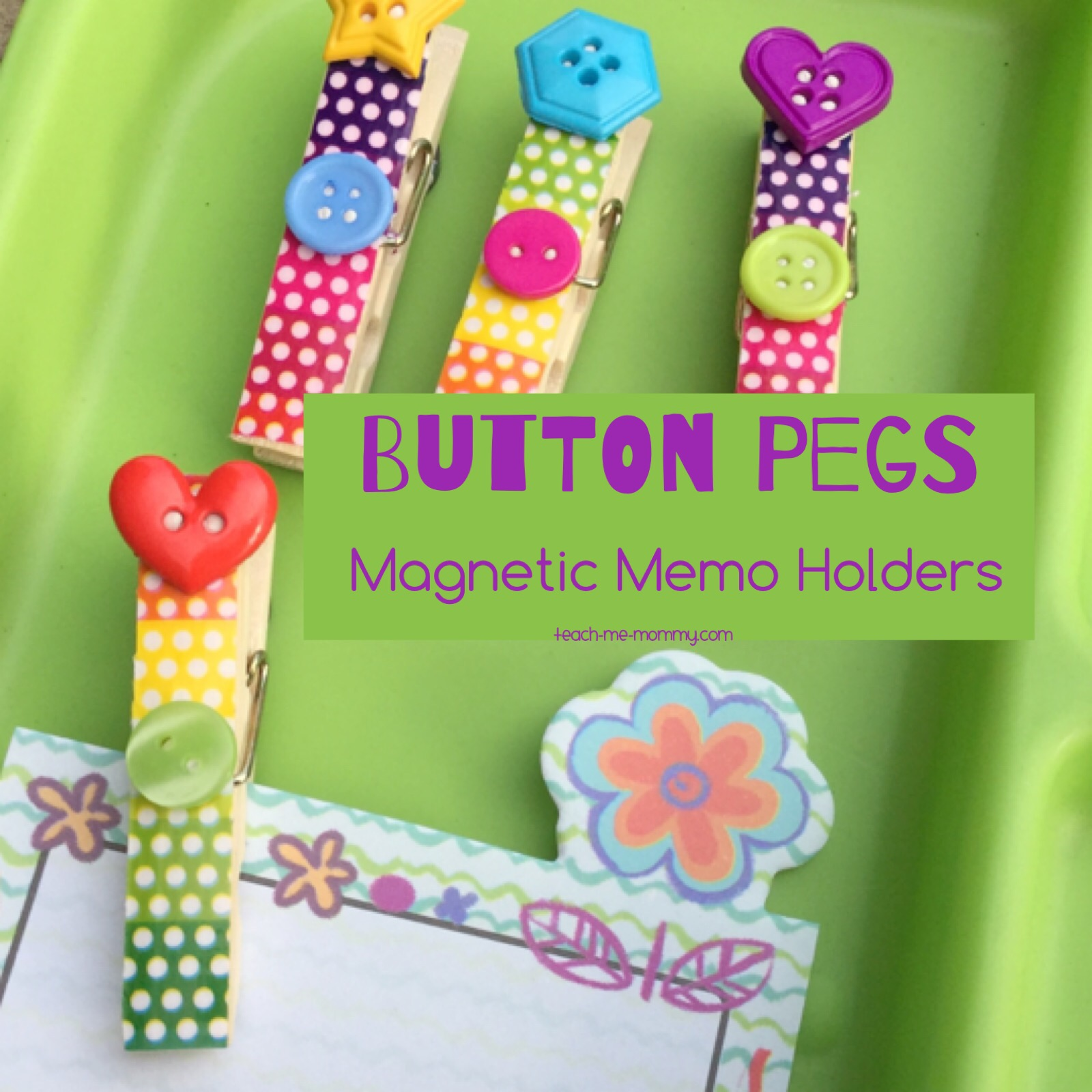 button pegs