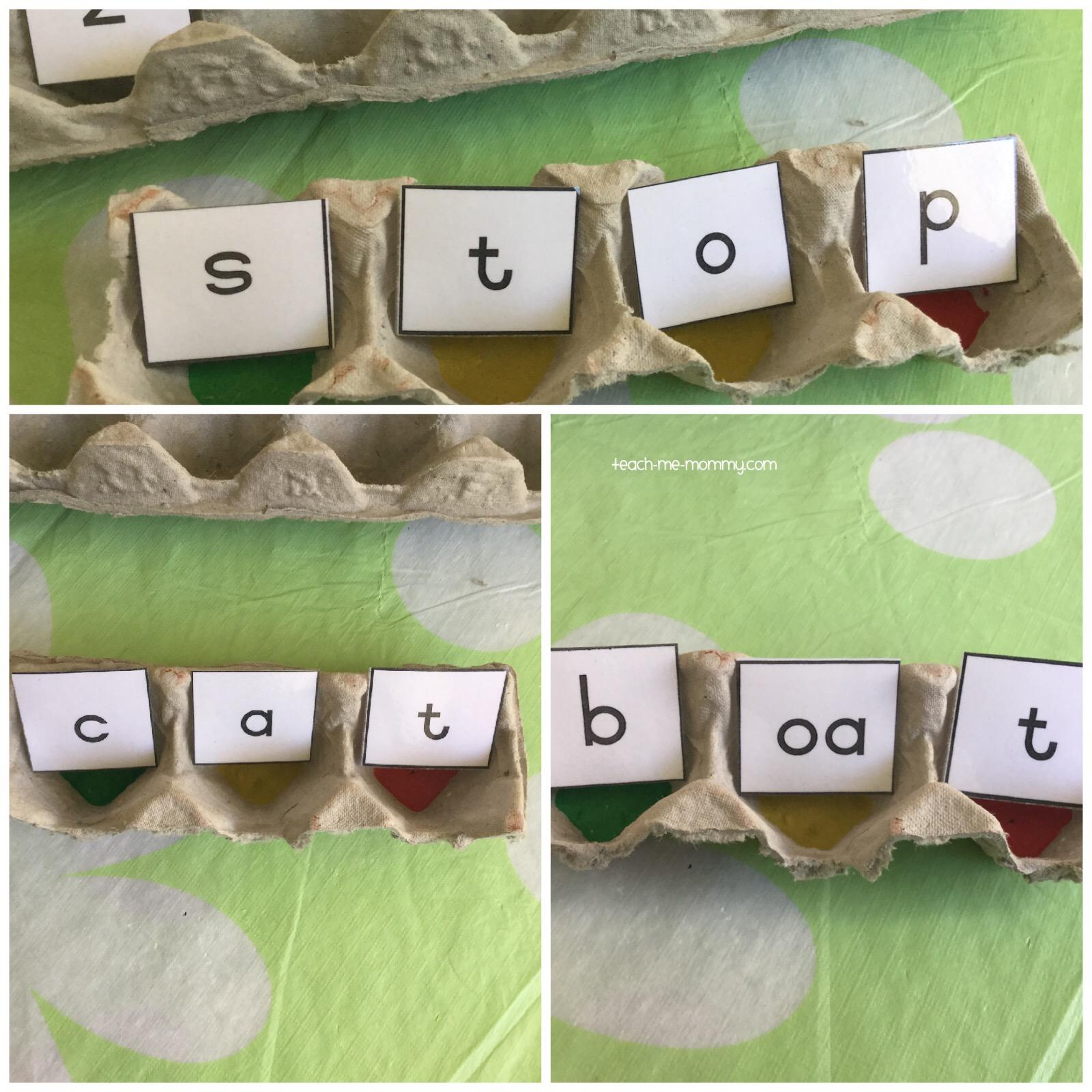 word building