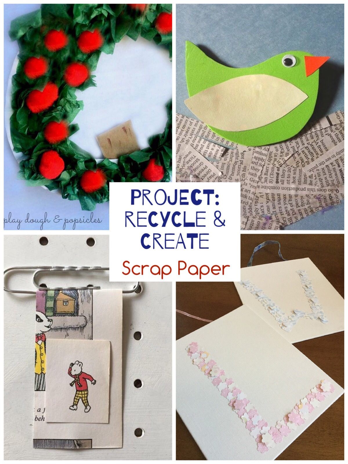 recycle & create