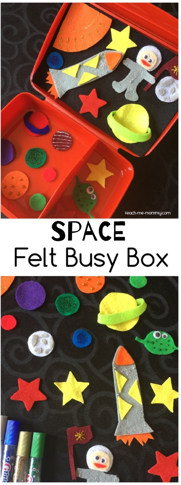space busy box