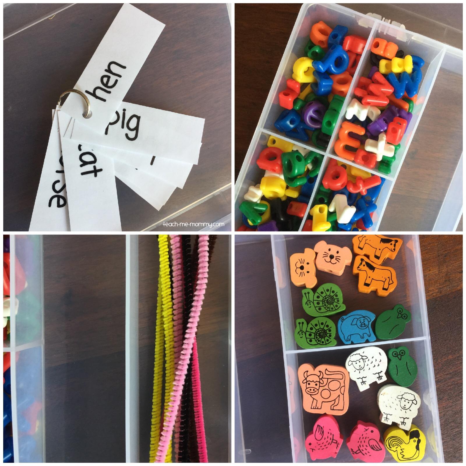 box supplies