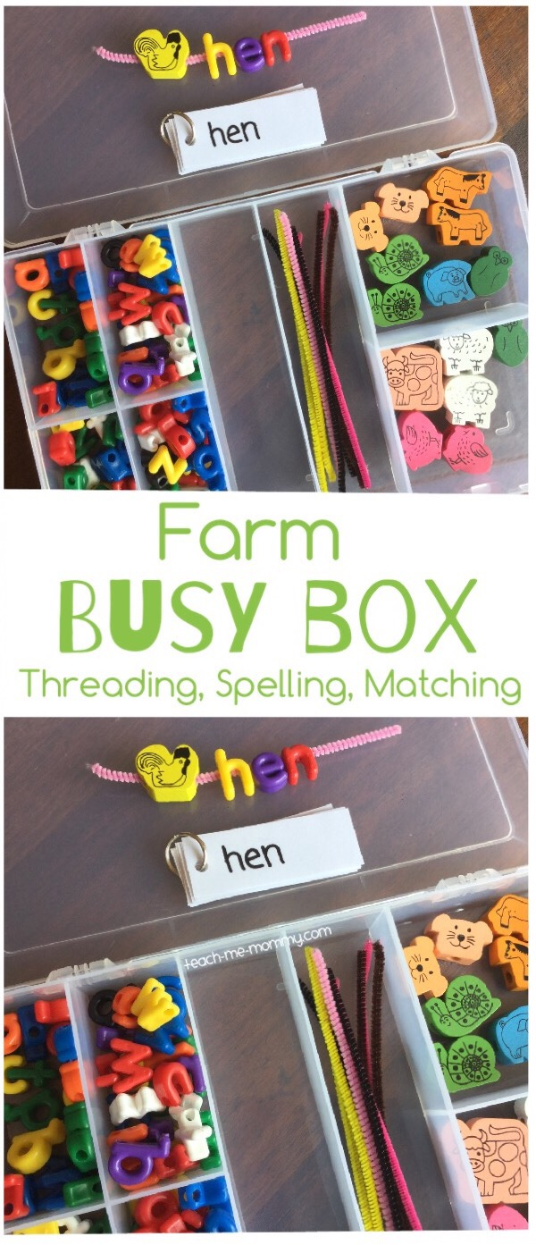 farm busy box