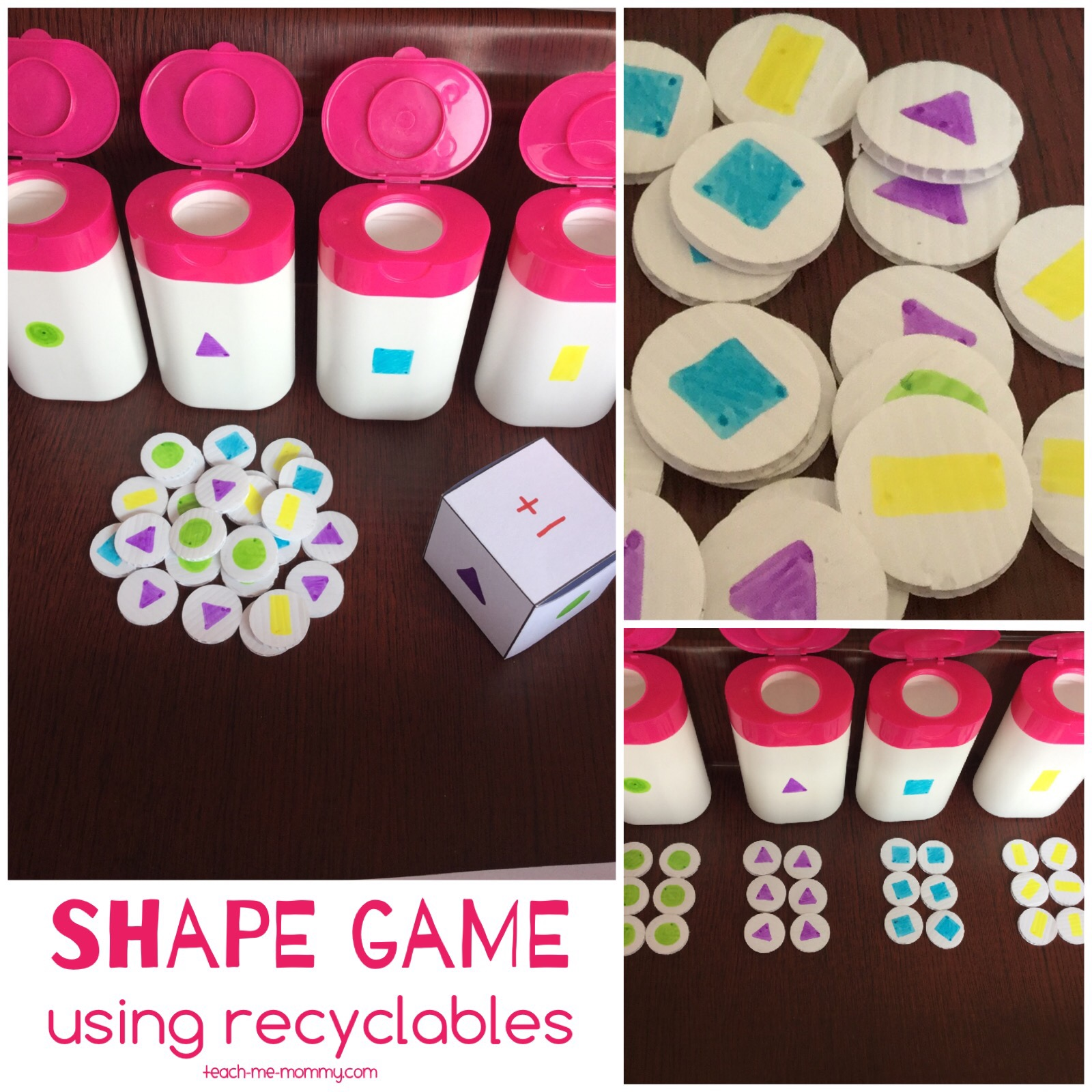 shapes game