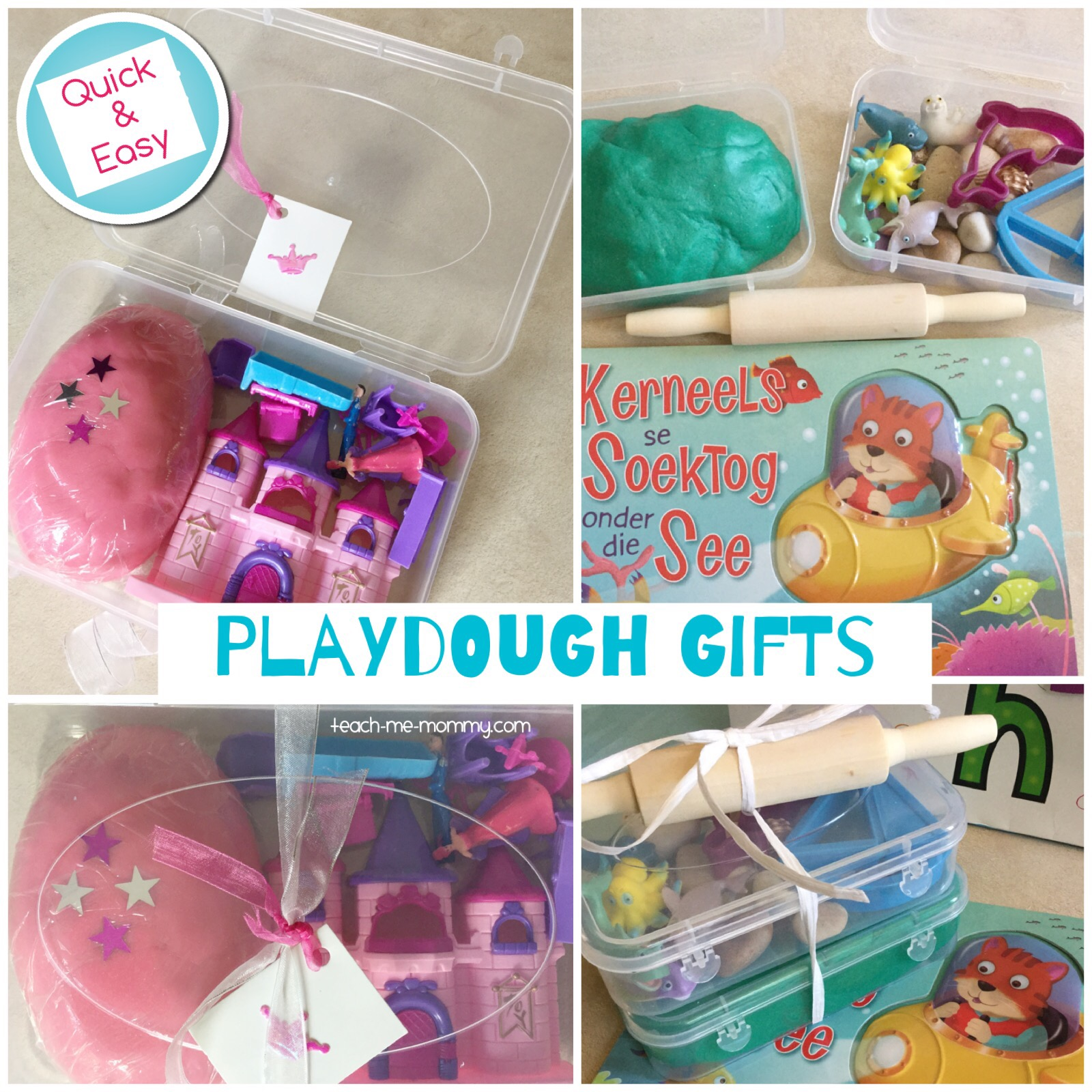 playdough kits