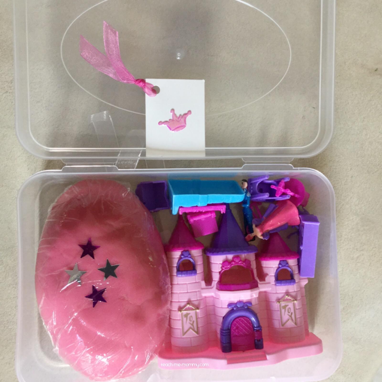 pink princess kit