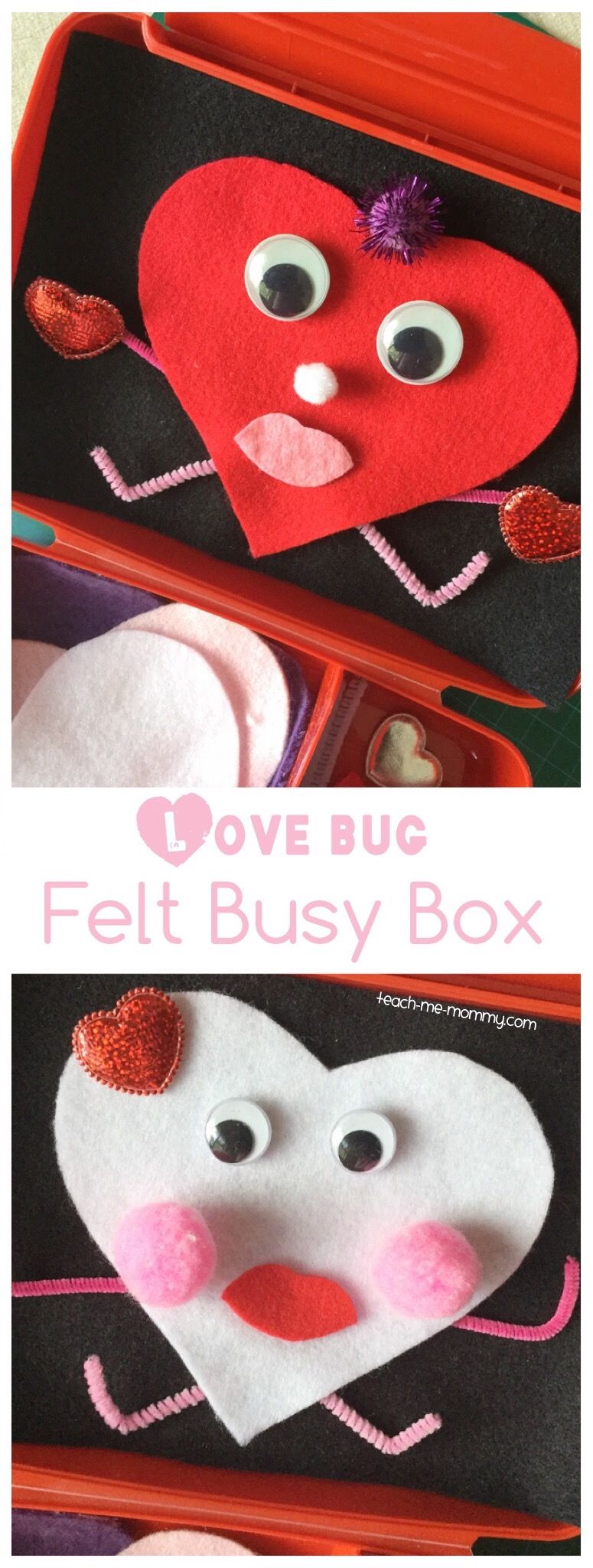 Love bug busy box