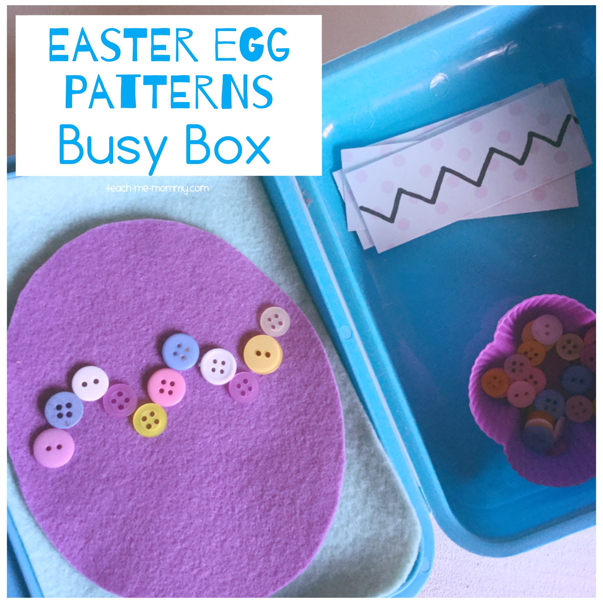 Easter egg patterning