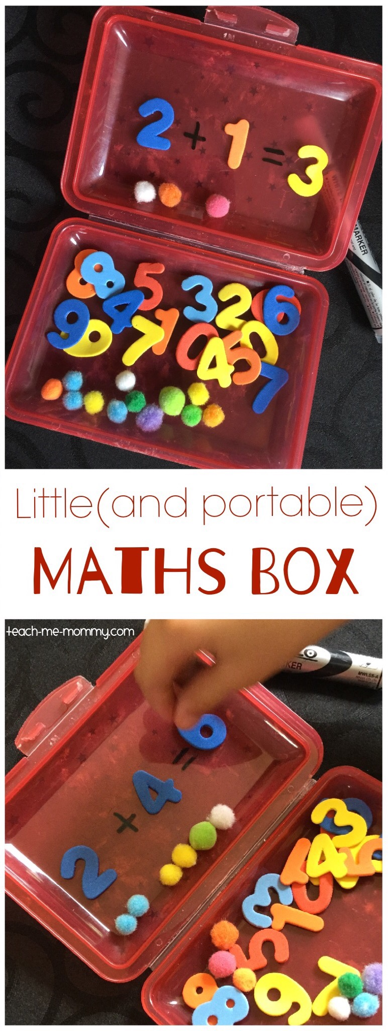 Little Maths Box