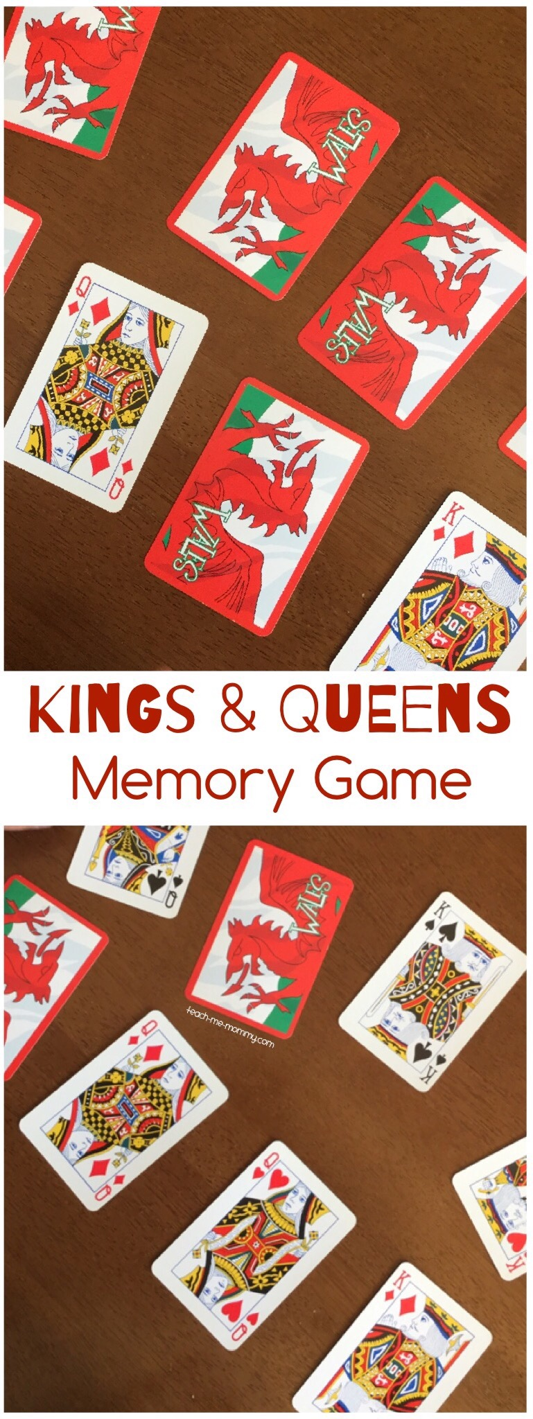 Kings and queens game