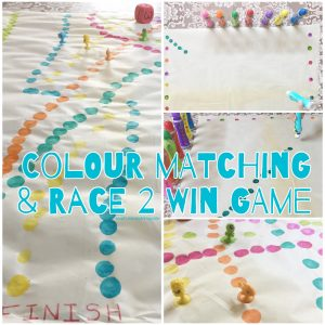 Colour match and race