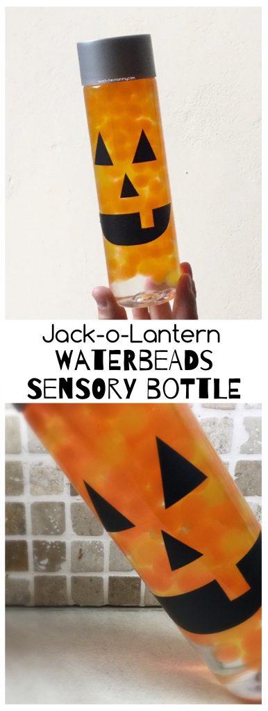 Waterbeads bottle